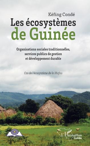 Couverture Les écosystèmes de Guinée