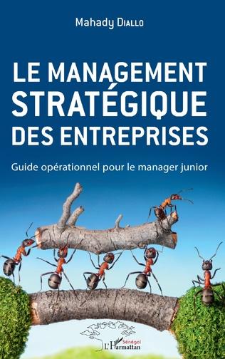 Couverture Le management stratégique des entreprises