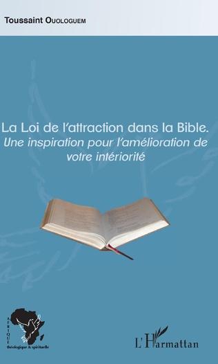Couverture La Loi de l'attraction dans la Bible
