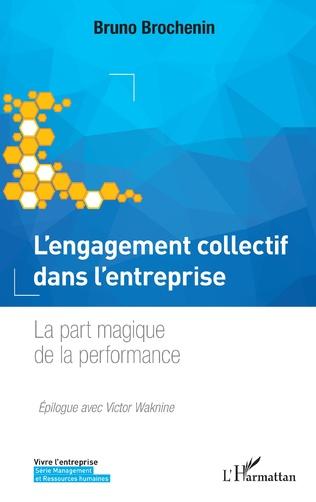 Couverture L'engagement collectif dans l'entreprise