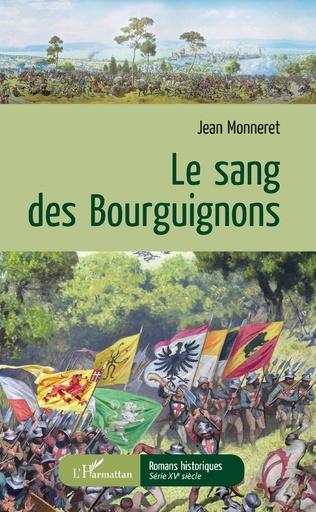 Couverture Le SANG DES BOURGUIGNONS