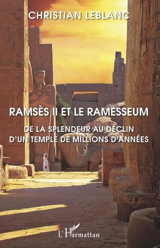 Couverture Ramsès II et le Ramesseum