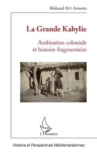 Couverture La Grande Kabylie