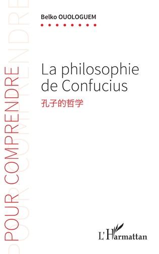 Couverture La philosophie de Confucius