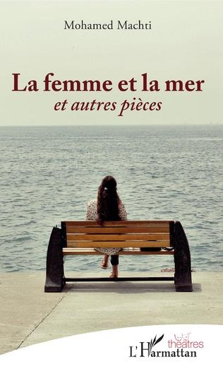 Couverture La femme et la mer