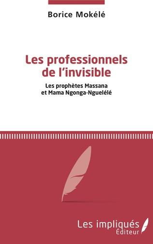 Couverture Les professionnels de l'invisible