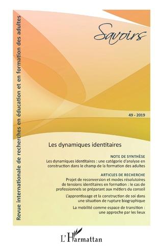 Couverture Les dynamiques identitaires