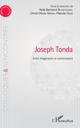 Couverture Joseph Tonda Entre imaginaire et connaissance