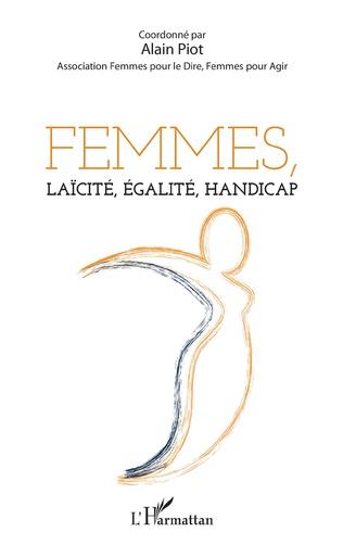 Couverture Femmes, laïcité, égalité, handicap