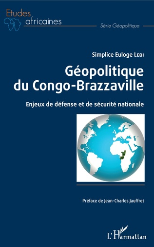 Couverture Géopolitique du Congo-Brazzaville