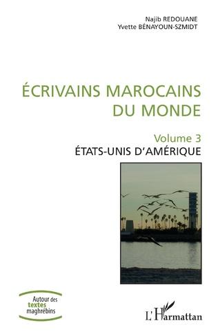 Couverture Ecrivains marocains du monde