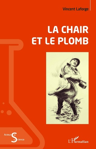 Couverture La chair et le plomb