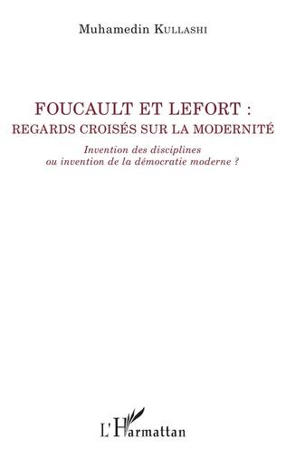 Couverture Foucault et Lefort