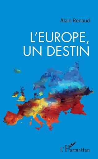 Couverture L'Europe, un destin