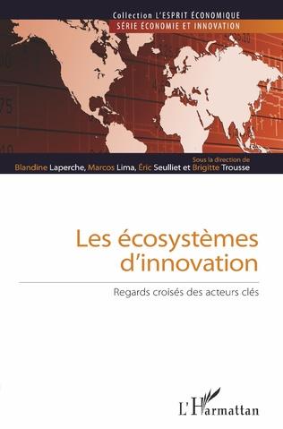 Couverture Les écosystèmes d'innovation