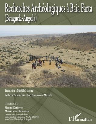 Couverture Recherches archéologiques à Baia Farta