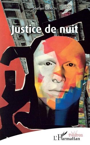 Couverture JUSTICE DE NUIT