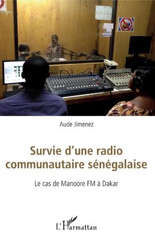 Couverture Survie d'une radio communautaire sénégalaise