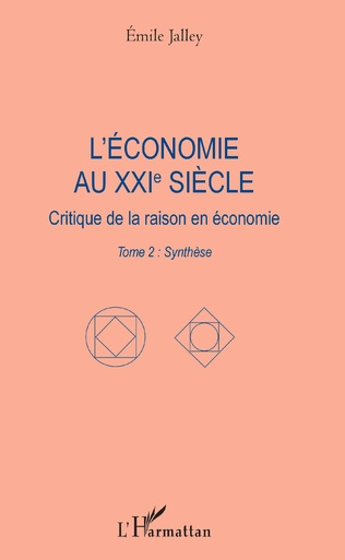 Couverture L'économie au XXIe siècle