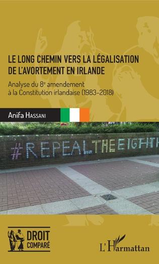 Couverture Le long chemin vers la légalisation de l'avortement en Irlande