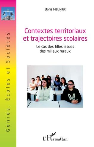 Couverture Contextes territoriaux et trajectoires scolaires