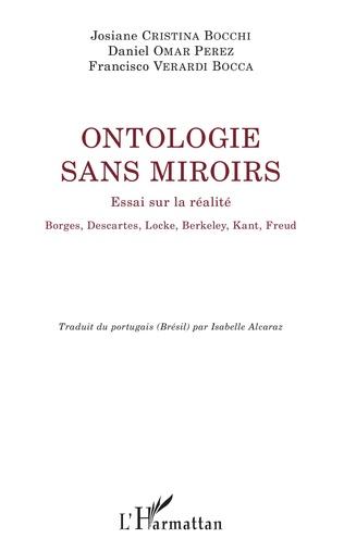 Couverture Ontologie sans miroirs