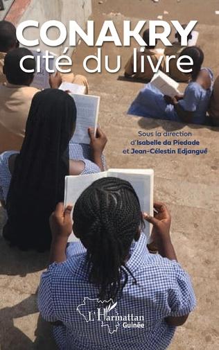 Couverture Conakry cité du livre