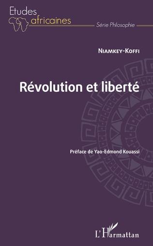 Couverture Révolution et liberté