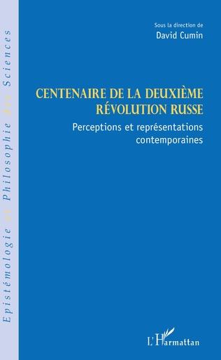 Couverture Centenaire de la deuxième révolution russe