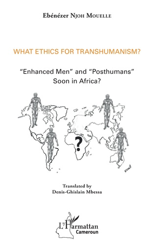 Couverture What ethics for transhumanism ?
