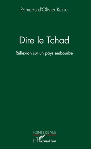 Couverture Dire le Tchad