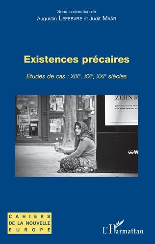 Couverture Existences précaires