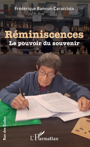Couverture Réminiscences