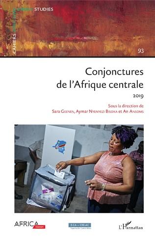 Couverture Conjonctures de l'Afrique centrale 2019