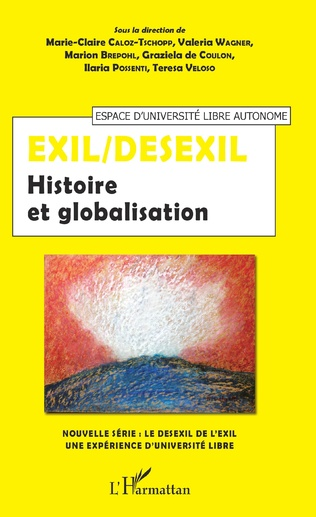 Couverture Exil/Desexil