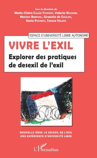 Couverture Vivre l'exil