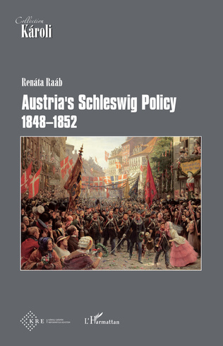 Couverture Austria's Schleswig Policy