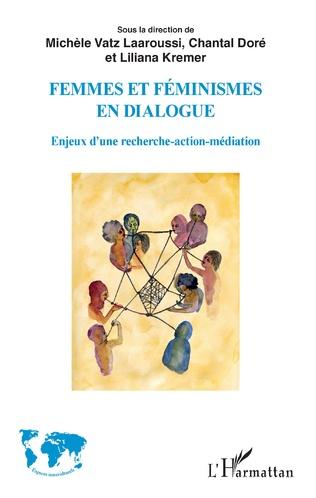 Couverture Femmes et féminismes en dialogue