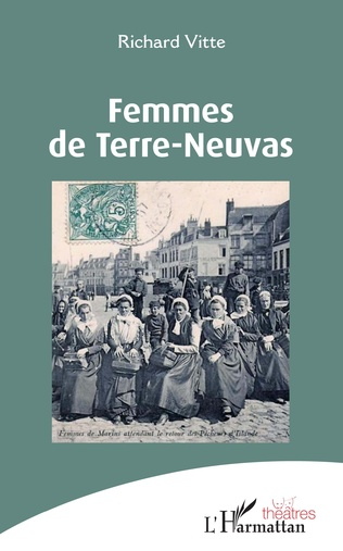 Couverture Femmes de Terre-Neuvas
