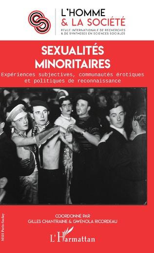 Couverture Sexualités minoritaires