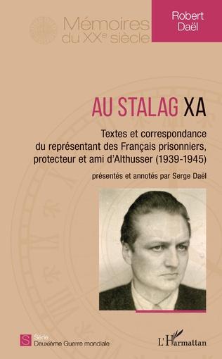 Couverture Au Stalag XA