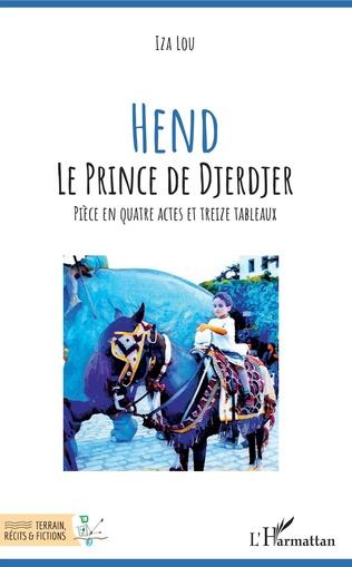 Couverture Hend Le prince de Djerdjer