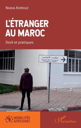 Couverture L'étranger au Maroc
