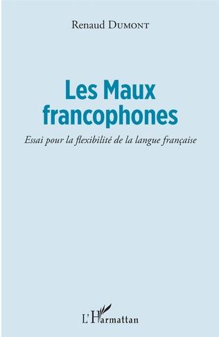 Couverture Les Maux francophones