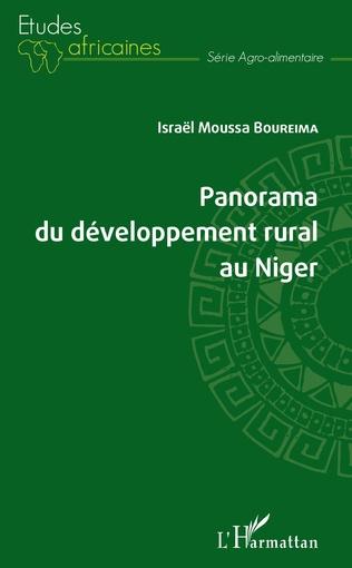 Couverture Panorama du développement rural au Niger