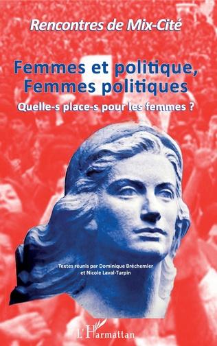 Couverture Femmes et politique, Femmes politiques
