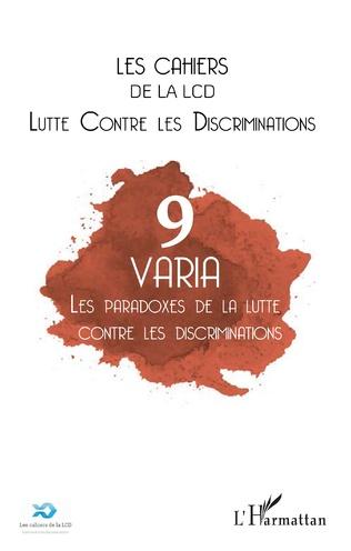 Couverture Les paradoxes de la lutte contre les discriminations