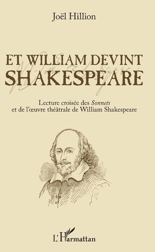 Couverture Et William devint Shakespeare