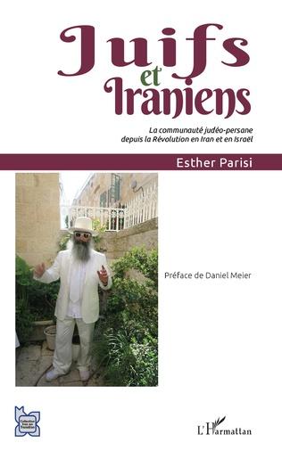 Couverture Juifs et Iraniens