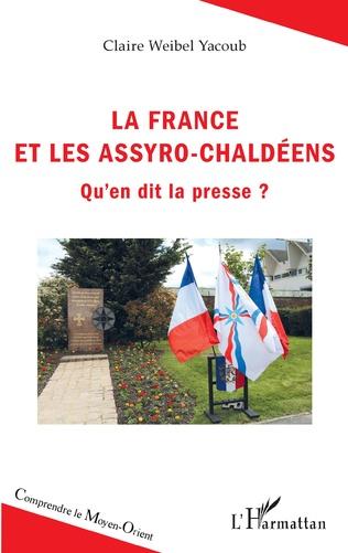 Couverture La France et les Assyro-Chaldéens
